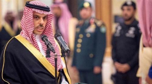عاجل.. وزير خارجية السعودية: تنفيذ اتفاق الرياض خطوة مهمة لبلوغ الحل السياسي