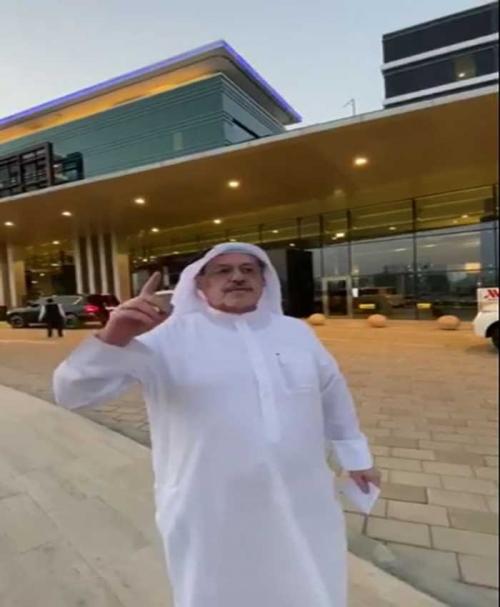 """رجل أعمال سعودي بعد خروجه من الحجر الصحي لـ """"البيان"""": شكراً رجل الإنسانية محمد بن زايد"""