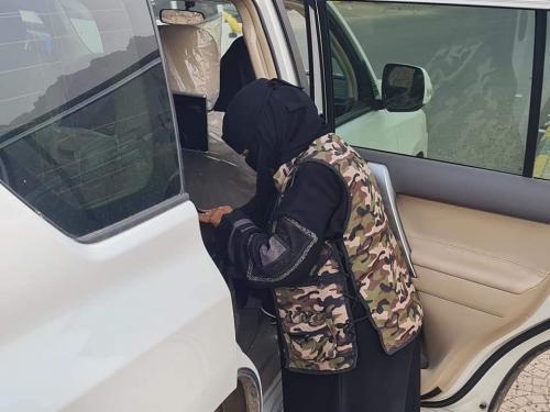 مدير أمن عدن يشيد بنجاح خطة تأمين المدينة خلال أيام عيد الأضحى المبارك.