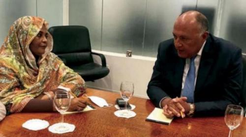 مصر والسودان يدعوان لاستئناف المفاوضات حول سد النهضة الإثيوبي