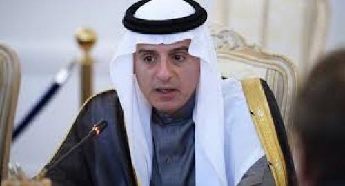وزيرالدولة السعودية الجبير /السعودية لم ولن تتحدث عن اليمن مع النظام الإيراني