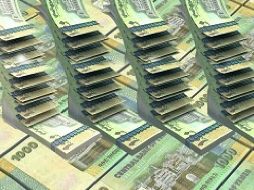 الريال اليمني يشهد تراجع امام العملات الاجنبية
