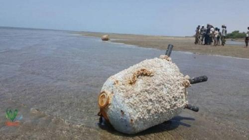 ألغام الحوثي البحرية.. التحالف ينزع فتيل مفخخات المليشيات