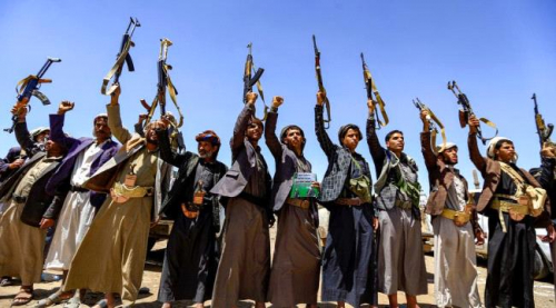 مليشيات الحوثي تهدد الأمن البحري بدعم إيراني