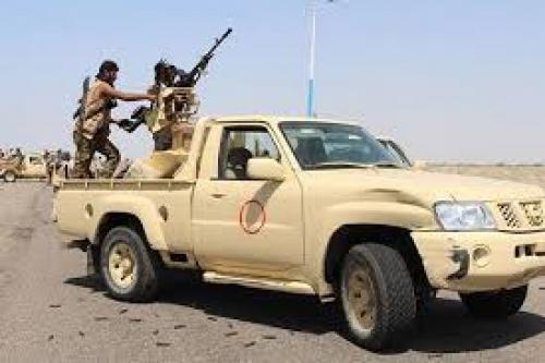 عاجل..استشهاد نائب قائد المقاومة الجنوبية خلال المواجهات  مع قوات الإصلاح وسط احور .